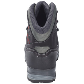Lowa Lavaredo GTX Shoes Men black/red